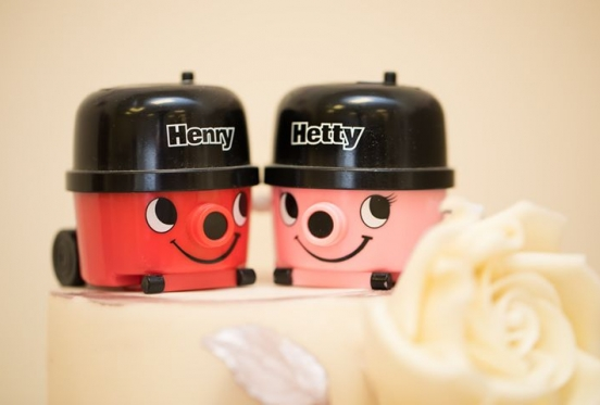Henry & Hetty's Special Day Out