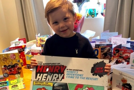 Henry & Henry!